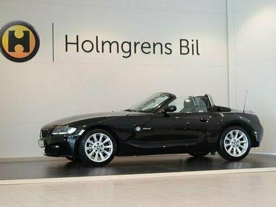 begagnad BMW Z4 2.5si Roadster 218hk
