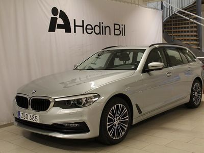 brugt BMW 520 d 190hk xDrive Touring Sport Line