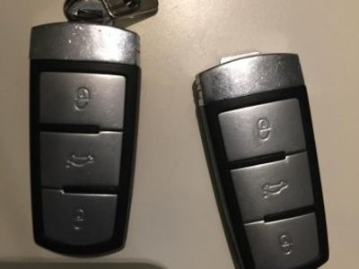begagnad VW Passat besiktad & skattad -06