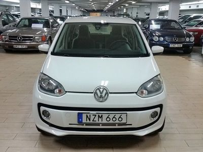 usado VW up! 1.0 Drive, high 75hk 5-dörrar -14