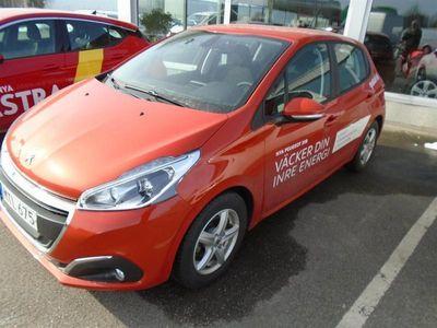 begagnad Peugeot 208 5d Active 1.2 Vti Sedan