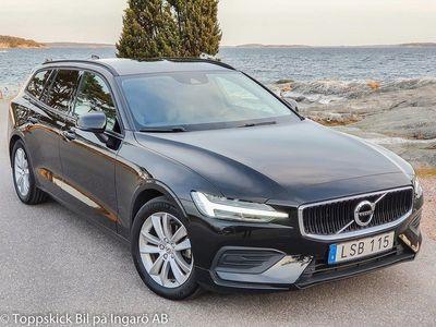 begagnad Volvo V60 D3 Mom Edition VOC Helläder