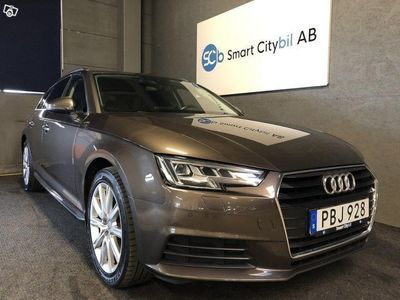 begagnad Audi A4 Avant 2.0 TDI Pro Line Eu6 150hk 12 mån GARANTI