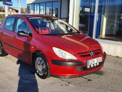begagnad Peugeot 307 1,6 109 HK