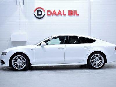 begagnad Audi A7 Sportback 2.0 252HK S-LINE BOSE QUATTRO TAKLUCK