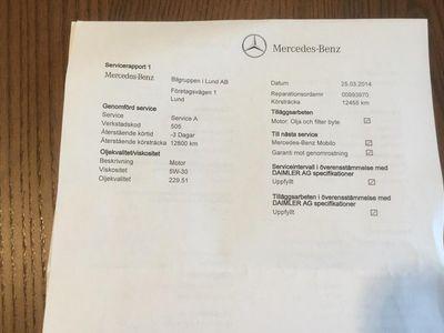 begagnad Mercedes B180 CDI BE W246 (109hk)