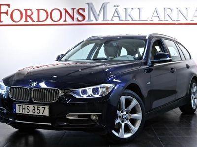 begagnad BMW 320 D xDrive AUT DRAG 3-ÅRS GARANTI