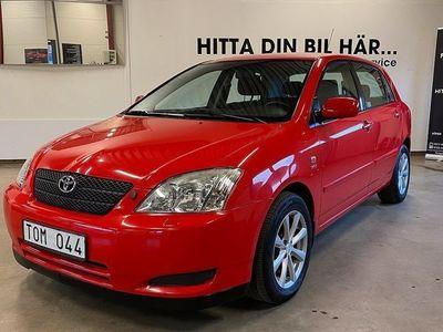 begagnad Toyota Corolla 5-dörrars Halvkombi 1.4 VVT-i en ägare