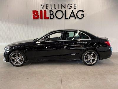 begagnad Mercedes C250 d 4MATIC 7G-Tronic Plus AMG Sport Euro 6 204hk