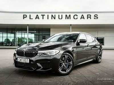 begagnad BMW M5 Steptronic 600hk / LEASEBAR / Sv.såld / Kolfiber