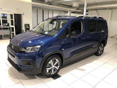begagnad Peugeot Rifter 1.5 BlueHDi Automat 130hk GT-Line