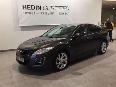 begagnad Mazda 6 Sport 2.5 Manuell 170hk