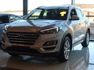 begagnad Hyundai Tucson 1.6 T-GDi DCT 2WD Nordic Edition +