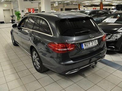 begagnad Mercedes C220 CDI 4-matic Kombi