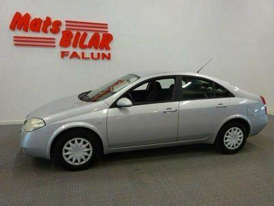 begagnad Nissan Primera Sedan 1,8 116 HK Besiknings Tvåor