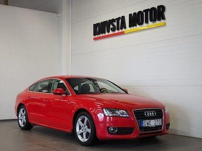 begagnad Audi A5 Black Week rabatt 2011, Sportkupé 114 900 kr