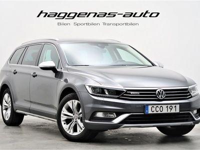 begagnad VW Passat Alltrack 2.0 TDI / Executive / Läder