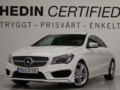 begagnad Mercedes CLA180 - BenzBackamera, AMG - Line 122 HK