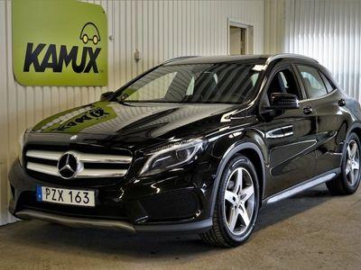 brugt Mercedes GLA200 AMG Sport (136hk)