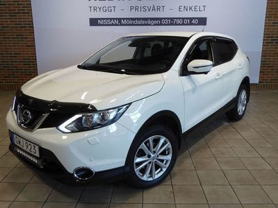 used Nissan Qashqai DCI 110 N-CONNECTA 2WD 6M/T