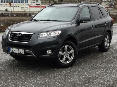begagnad Hyundai Santa Fe Santa Fe2.2 CRDi-R 2012, SUV 94 500 kr - 115 500 kr