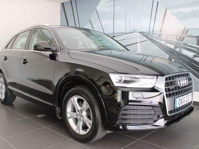 begagnad Audi Q3 2.0 TDI Q 150 HK SPORT -17