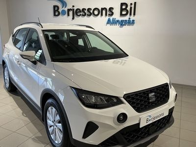 begagnad Seat Arona TSI110 DSG AUTOMAT OMGÅENDE LEVERANS 2021