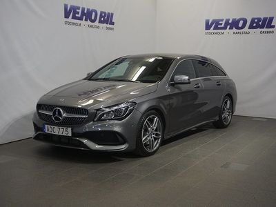 begagnad Mercedes CLA220 Shooting Brake d Aut AMG-Sky