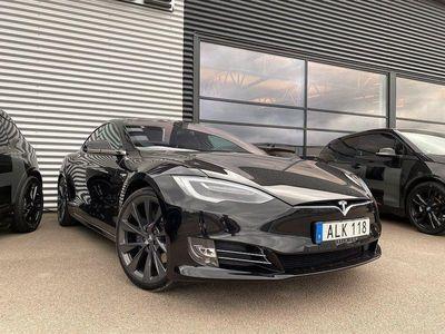 begagnad Tesla Model S 75D / Leasbar / 1 Ägare / OBS S