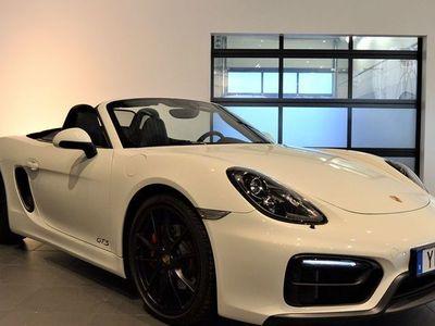 begagnad Porsche Boxster 3,4 GTS
