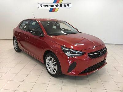begagnad Opel Corsa Edition 1.2 75 hk