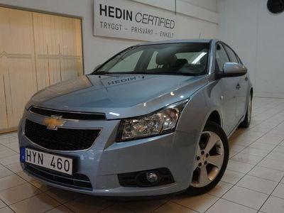 begagnad Chevrolet Cruze 1.6 113hk *LÅGMIL*