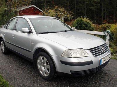 begagnad VW Passat 1,8T