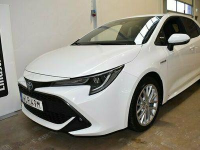 begagnad Toyota Corolla Verso Corolla Elhybrid 2.0 Auto Style Vhjul VIDEO 2019, Kombi Pris 224 900 kr