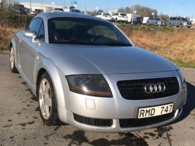 begagnad Audi TT 1,8T -00