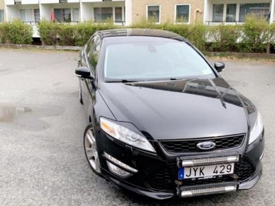 used Ford Mondeo 2.2 TDCi 5dr Business 200hk -12