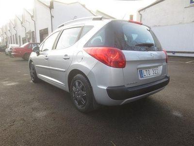 begagnad Peugeot 207 1.6 HDi S/V 92 hk NYB