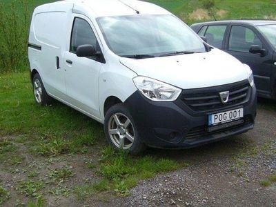 begagnad Dacia Dokker 1.6 -17