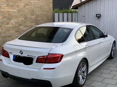 begagnad BMW M550 d xDrive Sedan M Sport