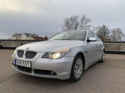 begagnad BMW 520 i Sedan PDC / Komfortpaket