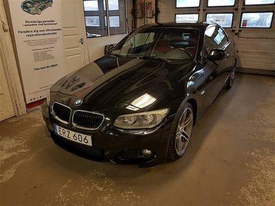 begagnad BMW 320 Cabriolet 320 i M-SPORT NAV -12