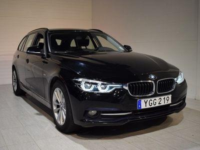 begagnad BMW 320 d Touring Sport Line 190hk