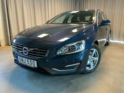 begagnad Volvo V60 D4 S/S Momentum Business E