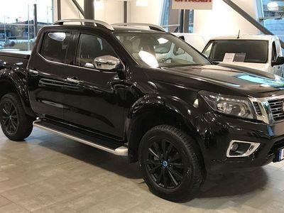begagnad Nissan Navara Tekna Double Cab