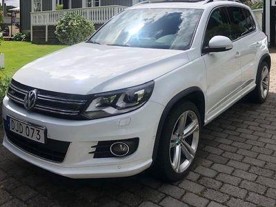 begagnad VW Tiguan 2.0 TDI 4Motion DSG