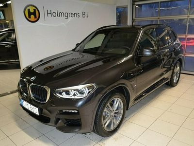begagnad BMW X3 xDrive 30e M Sport Drag Aktiv Fartilot Parking Assistant