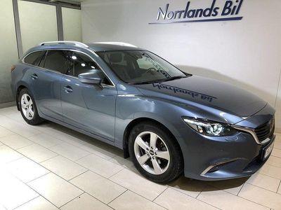 begagnad Mazda 6 2.2 DE Kombi AWD 175hk