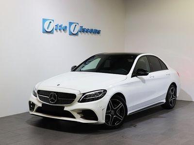 begagnad Mercedes C200 d Sedan Fleet