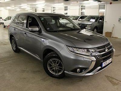 usata Mitsubishi Outlander P-HEV Business NAV Safety MY16