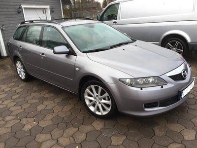 begagnad Mazda 6 2.3 Sport - 166hk -07